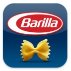 De iPasta app van Barilla is te downloaden via iTunes