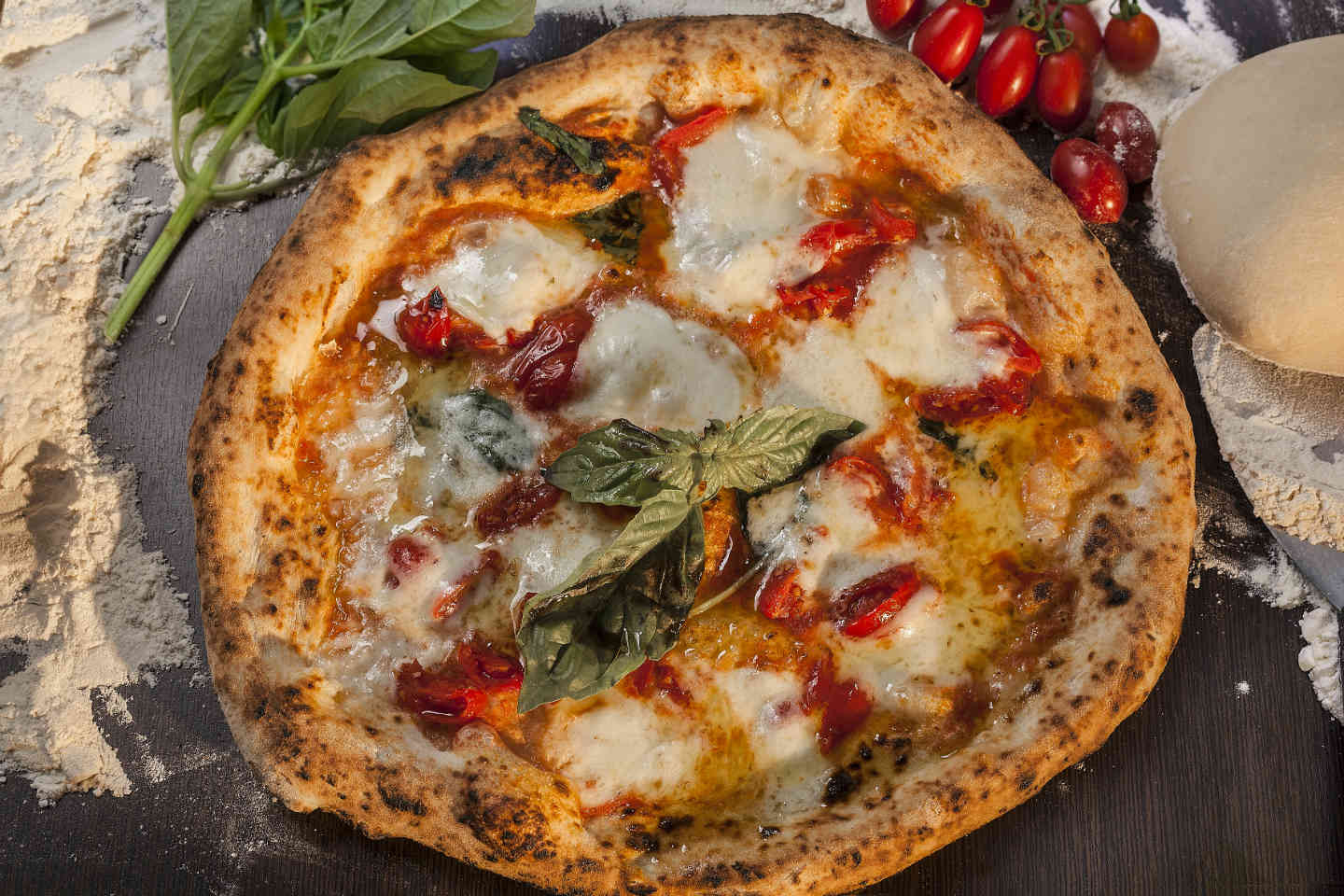 Recept pizza Margherita