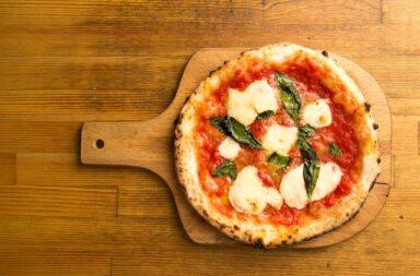 Napolitaanse pizza - Margherita