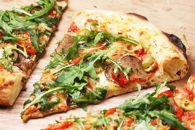Romeinse pizza