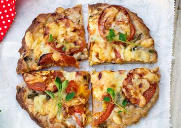 volkoren pizzadeeg