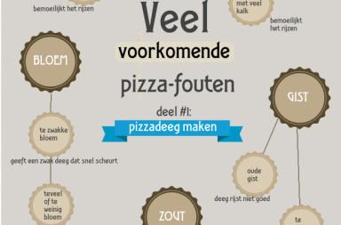Veel gemaakte pizza fouten_deel 1