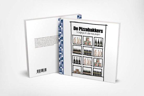 pizza boeken van 2019: De Pizzabakkers, een kijkje in de keuken