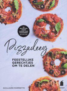 De pizza boeken van 2019: Hapjes van pizzadeeg