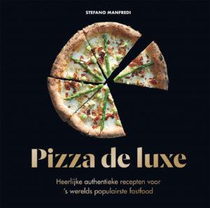 De pizza boeken van 2019: Pizza de luxe