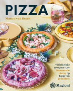 De pizza boeken van 2019: Pizza op basis van groente