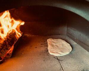 Pizza Saltimbocca Prosciutto